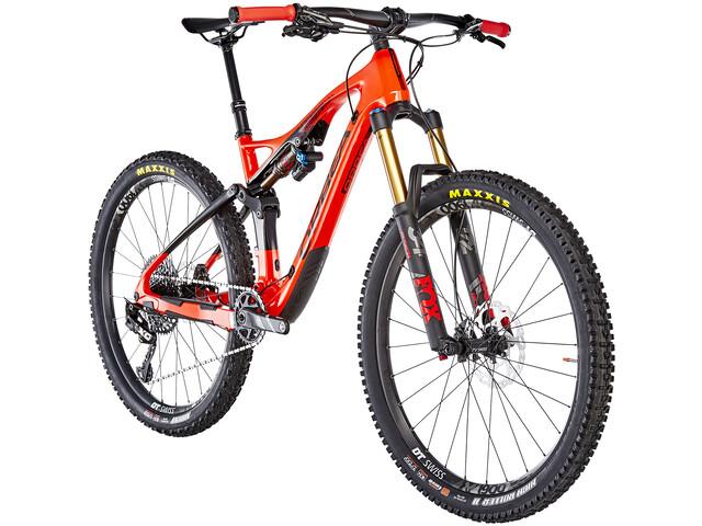ORBEA Occam AM M10 MTB Fullsuspension rød (2019) | Mountainbikes